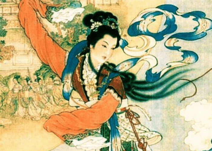chang e: Chang'e: The Chinese Goddess of the Moon