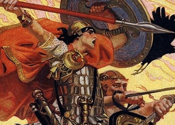 cu chulainn: Cu Chulainn: The Great Hero of Ulster