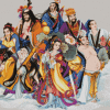 eight immortals: Who are China's Eight Immortals?