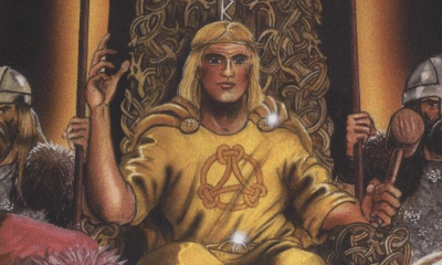forseti: Forseti: The Norse God of Justice