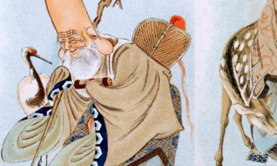 fukurokuju: Who is Fukurokuju in Japanese Folklore?