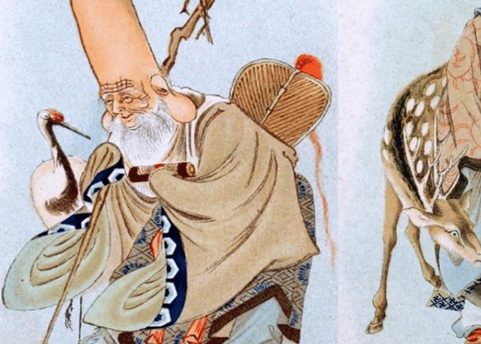 fukurokuju: Who is Fukurokuju in Japanese Folklore?