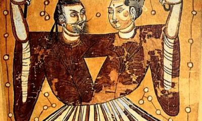 fuxi: Who Was Fuxi in Chinese Mythology?