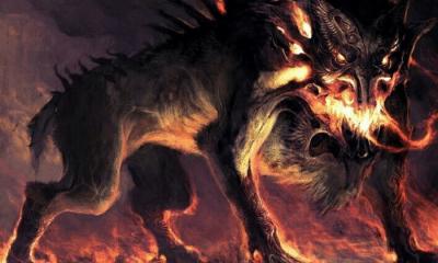garm: Garm: Norse Mythology's Hellhound
