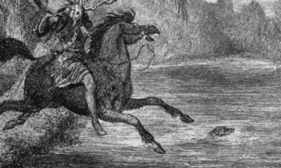 herne the hunter: The Origins of Herne the Hunter