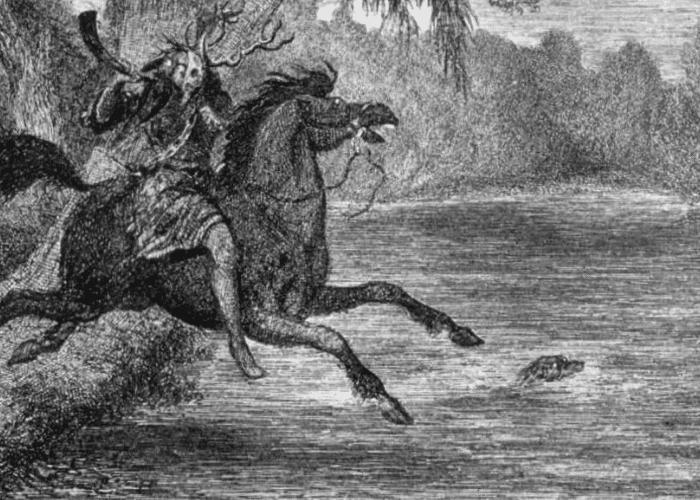 herne the hunter: The Origins of Herne the Hunter