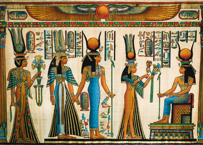 isis: Isis: The Queen of the Egyptian Gods