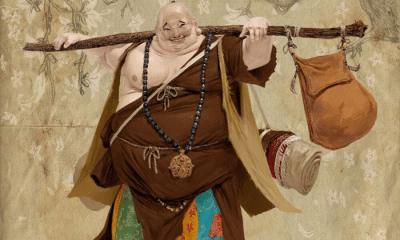 jurojin: Jurojin: The Japanese God of Longevity