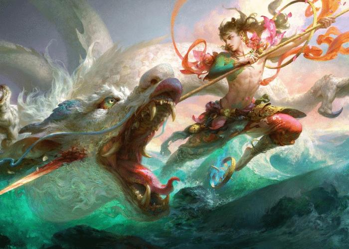 nezha: Who Is Nezha in Chinese Mythology?