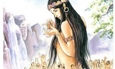 nuwa: Who is the Chinese Goddess Nuwa?
