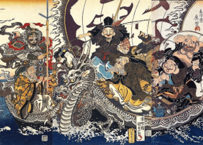 seven lucky gods: Who Are Japan's Seven Lucky Gods?