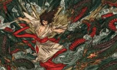 susanoo: Susanoo: The Japanese God of Storms