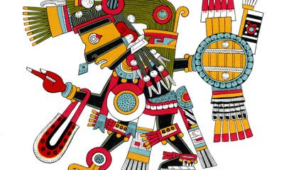 tezcatlipoca: Who Was Tezcatlipoca in Aztec Mythology?