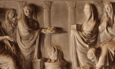 vesta: Who Was the Roman Goddess Vesta?