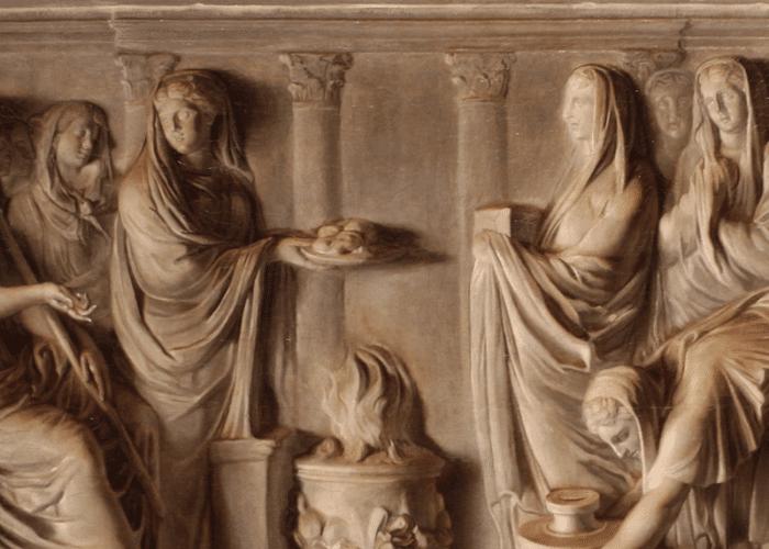 vesta: Who Was the Roman Goddess Vesta?