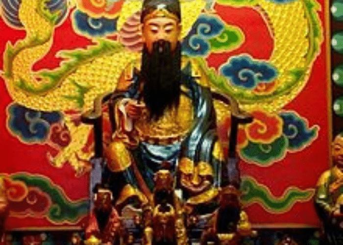 wenchang wang: Wenchang Wang: The Chinese God of Culture