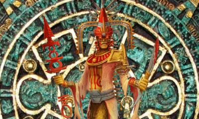 xipe totec: Xipe Totec: The Flayed God