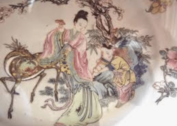 : Xiwangmu: The Queen Mother of the West