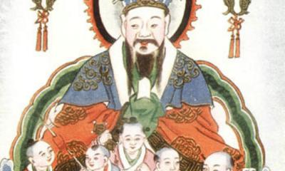 zao jun: Zao Jun: The Chinese Kitchen God