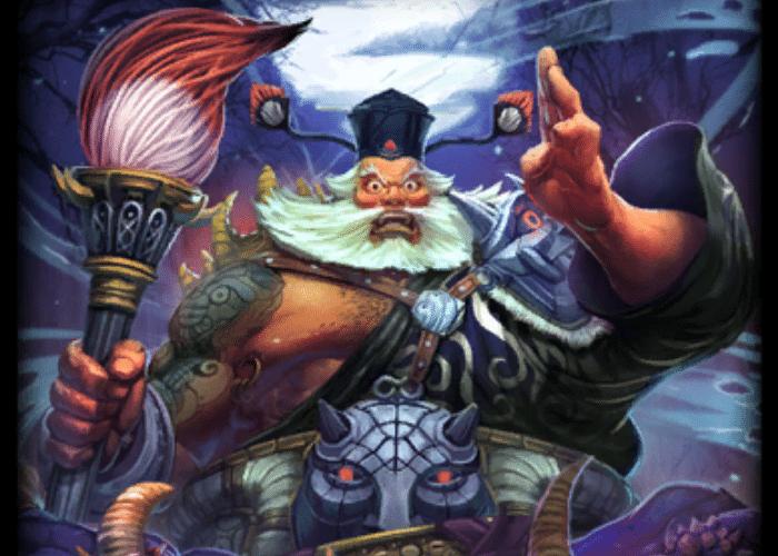 zhong kui: Zhong Kui: The Vanquisher of Evil