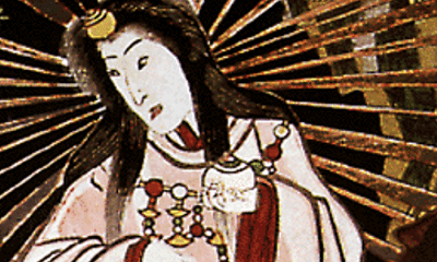 amaterasu: Amaterasu: The Sun Queen of Japanese Mythology