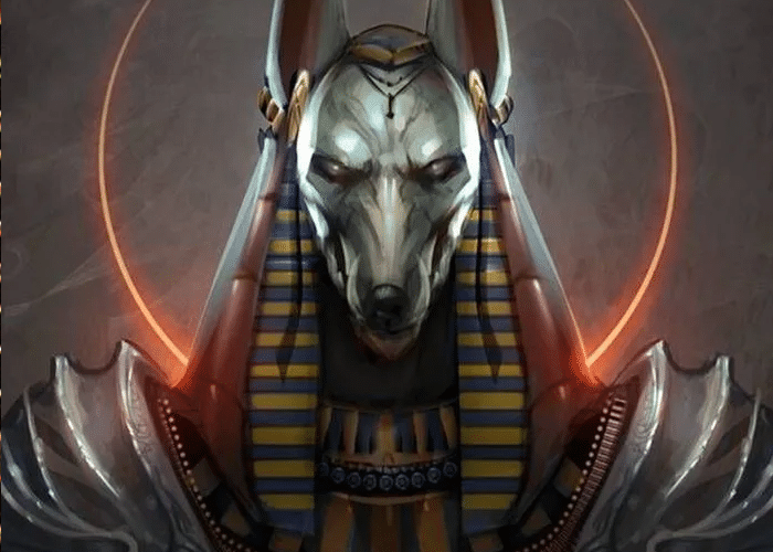 anubis: Anubis: The Egyptian God of the Dead