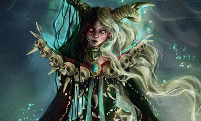 hel: Hel: The Norse Goddess of Death and Her Realm